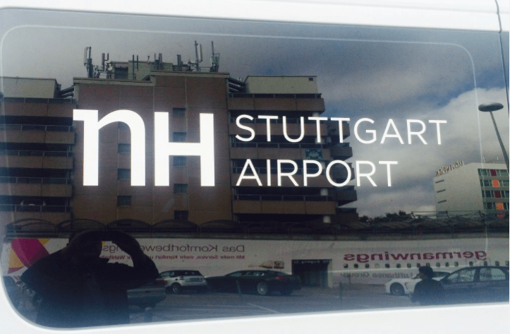 stuttgart airport wood floor sanding and restoration training