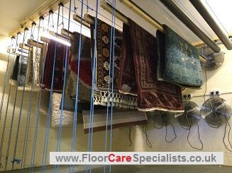 professional rug cleaning in west bridgford baileysfloorcare