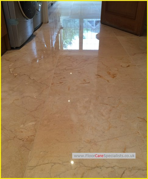 Marble Floor Polishing in Rugby | Bailey's Floor Care