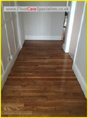 Wooden Floor Restoration in Coventry - www.FloorCareSpecialists.co.uk
