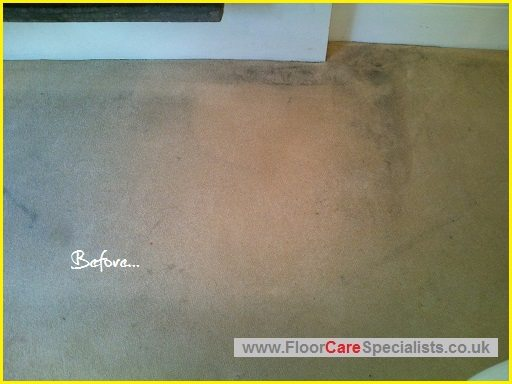 How to remove soot from carpets - www.FloorCareSpecialists.co.uk