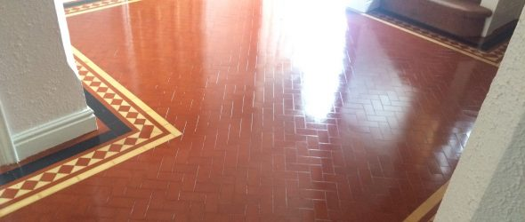 Terracotta Floor Tile Cleaning and Sealing : Baileyu0026#39;s ...