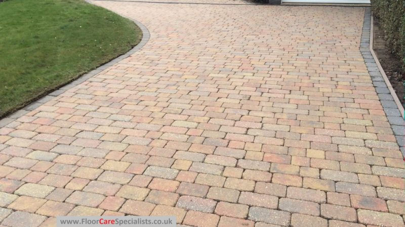 Driveway Cleaning in Leicester