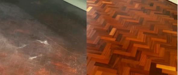 wood floor sanding in derby by baileys